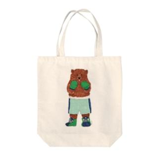 ベーキー Tote bags