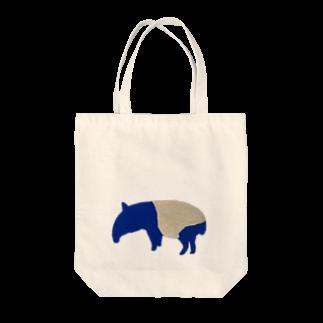 reecoのidobata用 バク Tote bags