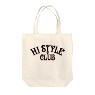 HI STYLE CLUB Tote bags