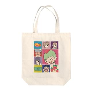 ニコニコ生放送記念期間限定デザイン~B柄~ Tote bags