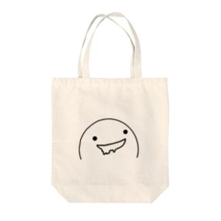 半円な君。 Tote bags