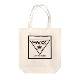 トライアングルロゴ トートバッグ Tote bags