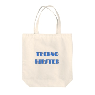 TECHNO HIPSTER  Tote bags