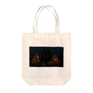 死者の島 Tote bags