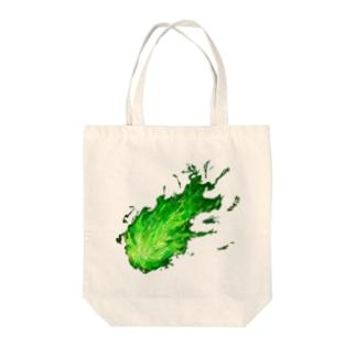 キキョウチャンネルグッズ Tote bags