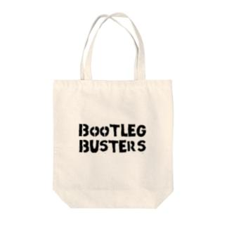 BOOTLEG   BUSTERS 2 Tote bags