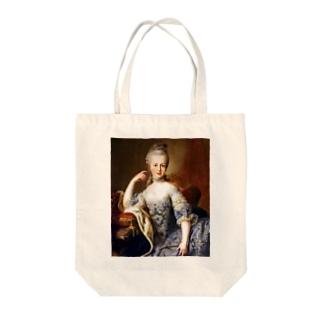 王妃 マリー・アントワネット Tote bags