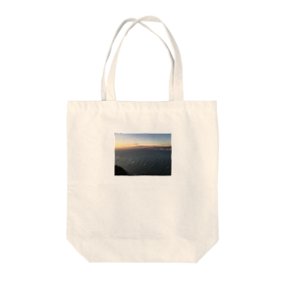 TaguchiSobokuのうみ Tote bags
