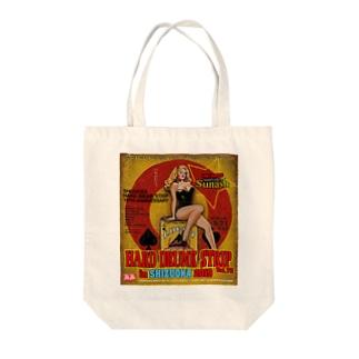 静岡HDS 10th記念 トートバック Tote bags
