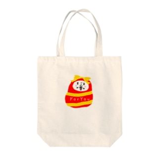 だるま。ForYou Tote bags