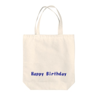 Happy Birthday グッズ Tote bags