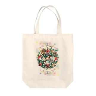 幸せコレクション(Happy Collection) Tote bags