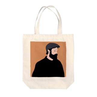 Gentlemen!! Tote bags