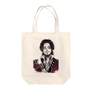 ホセさん Tote bags