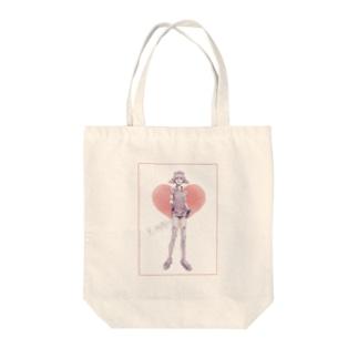 nurse boy  Tote bags