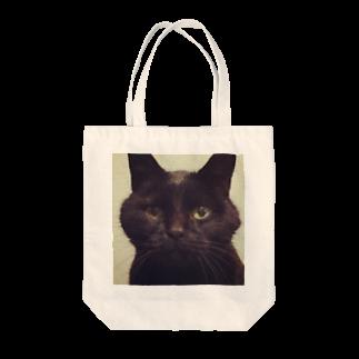 kotoringoの丸顔 林檎 Tote bags