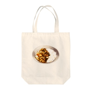 カレーライス Tote bags