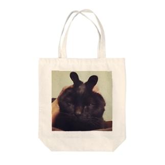 うさ林檎 Tote bags