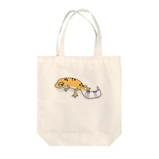 いよかん Tote bags
