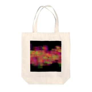 Waves02 Tote bags