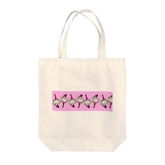 ティンカーベル岡田 Tote bags