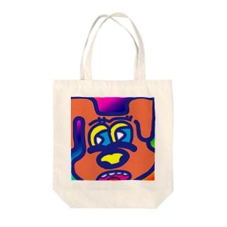 inudog Tote bags