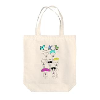 manyNKG Tote bags