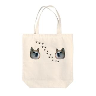 KONATSUとおさんぽ Tote bags