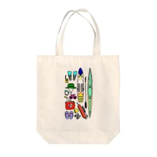 Lifesaver's property Tote bags