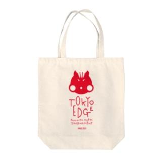東京EDGE Tote bags