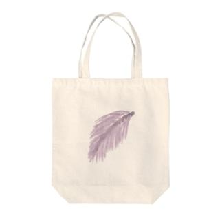 フェザー🕊 Tote bags