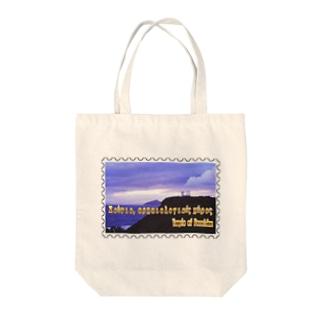 ギリシャ:スニオン岬のポセイドーン神殿★白地の製品だけご利用ください!! Greece:Temple of Poseidon at Cape Sounion★Recommend for white base products only !! Tote bags