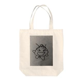 イェイイェイ Tote bags