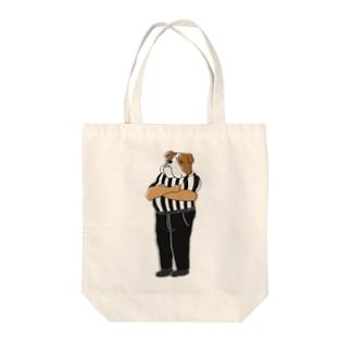 私がビリーヤマダです。 Tote bags
