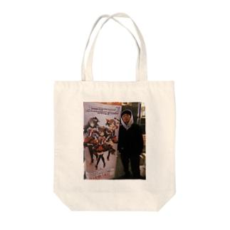 TOMOKI KITAYAMA Tote bags