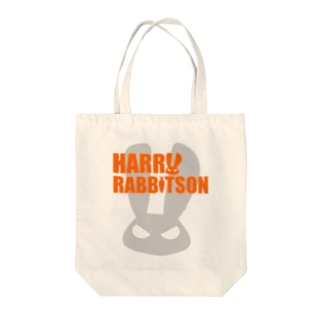 HARRY-RABBITSON Tote bags