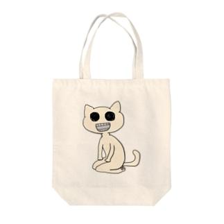 虚無猫 Tote bags
