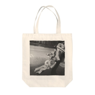 minmin_OIのバースディガール Tote bags