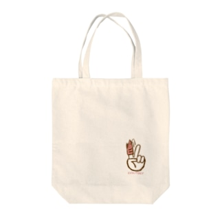 EVICTORY Tote bags