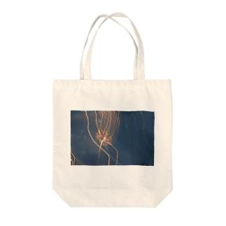 糸花火 Tote bags