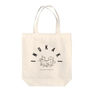 INUKAKI Tote bags
