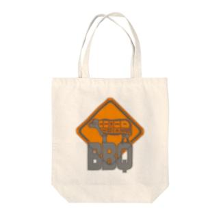 AURA_HYSTERICAのBBQ Tote bags