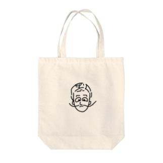 ダリ Tote bags