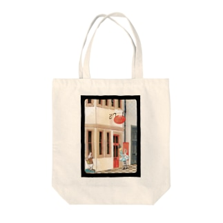 real Alice. Tote bags