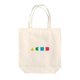 ACID Tote bags