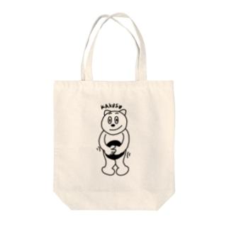 KAZUHIROSHOPのKAKUSU Tote bags