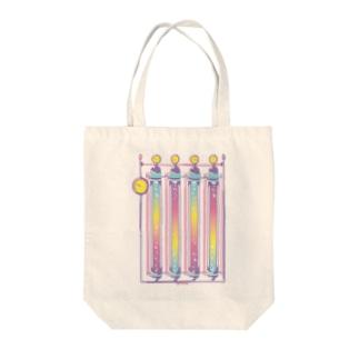 スチームパンク★燃料タンク-パステル Tote bags