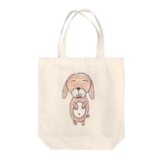 ハンギョルくんのお絵描き Tote bags