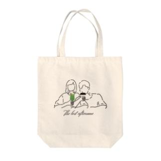 た氏。君 × Hungry.popeye. The Best afternoon Tote bags