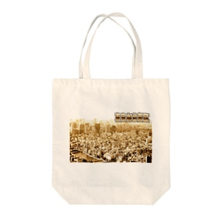 FUCHSGOLDの東京都:台東区の風景写真 Tokyo: view of Taitoku Tote bags